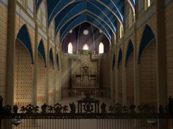 Virtual Gothic Cathedral of El Pilar